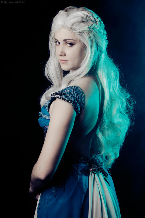 I am Daenerys stormborn Targaryen by GrimildeMalatesta