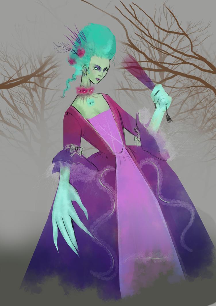 DeathpDeath Prophet by GrimildeMalatesta