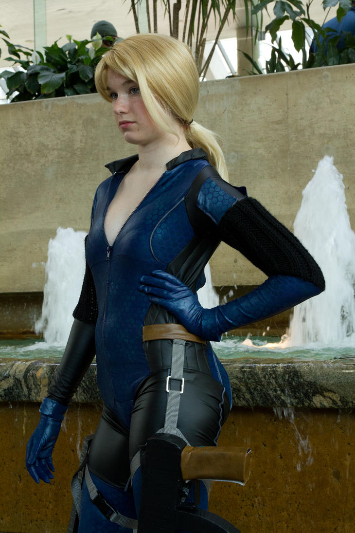Jill Valentine Resident Evil 5 by Dye-Another-Day
