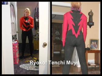 Ryoko Commission: Tenchi Muyo by Dye-Another-Day