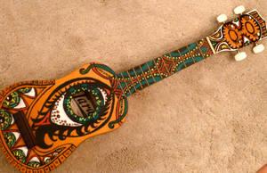 ukulele by greeneyedtwin