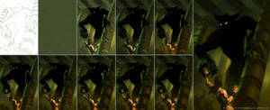 Beowulf Step by Step Part 1 by Level20Artist