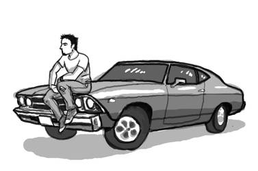 Chevelle Speedpaint by Javen