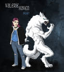 Valerie Haven by Javen