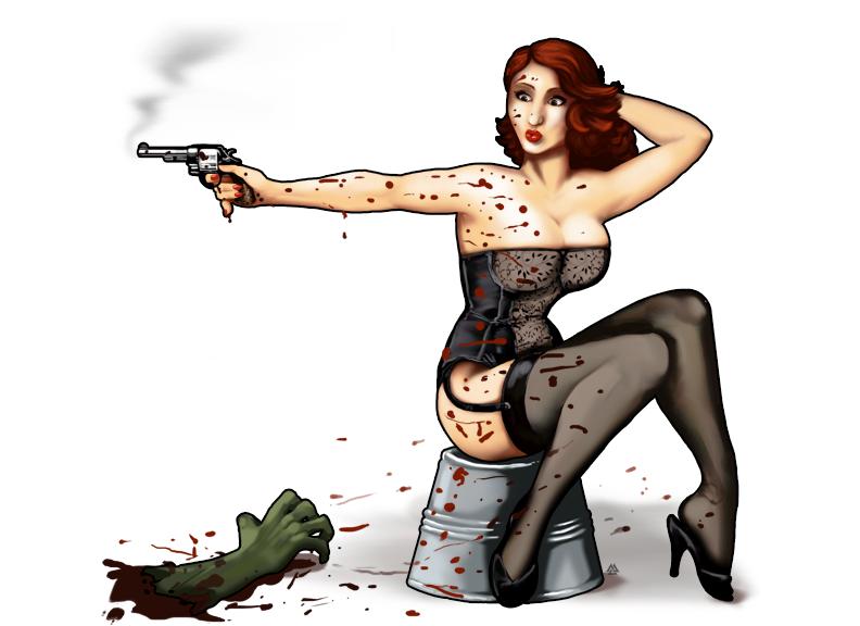 Zombie Vintage 41