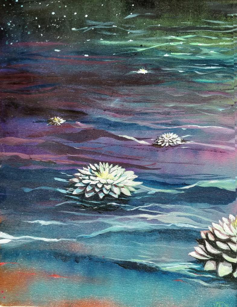 Lotus by Javen
