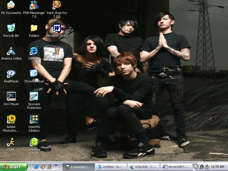 Desktop Bitches by Jekkana