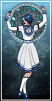 1900's Sailor Mercury