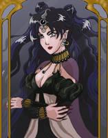 Queen Nehelenia by Bluesky55j