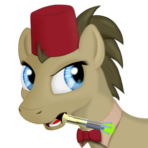 The 11th Doctor Whooves