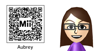 My 3DS Mii QR Code