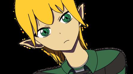 Kazuki's ALO Avatar by ruroken7