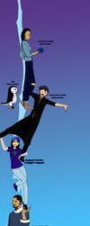 Durarara Trust Me Parody (OCs) by ruroken7
