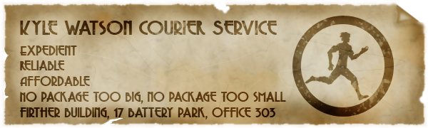 Kyle Watson Courier Service