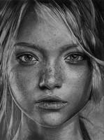 Gemma Ward by edwfinish