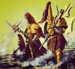 Pre Heresy Legio Custodes