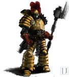 Thunder Warrior Concept