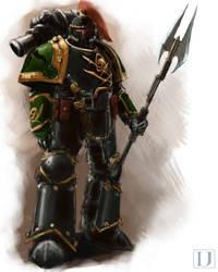Commission. XXth Legiones Astartes, the Predators!