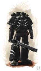 Commission 2.XXth Legiones Astartes, the Predators