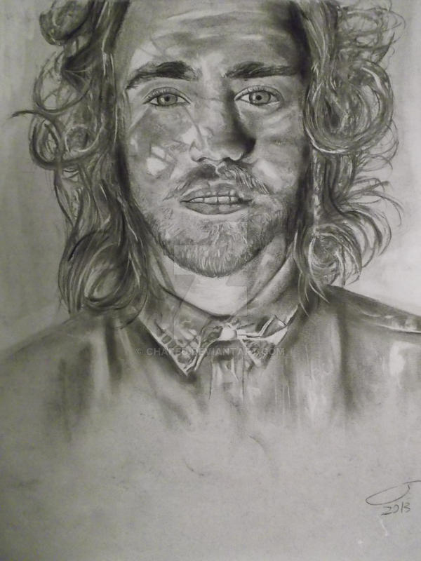 Matt Corby by chareD