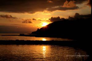 Sunset by SerenaDream