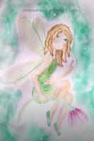 Flower Fairy by SerenaDream