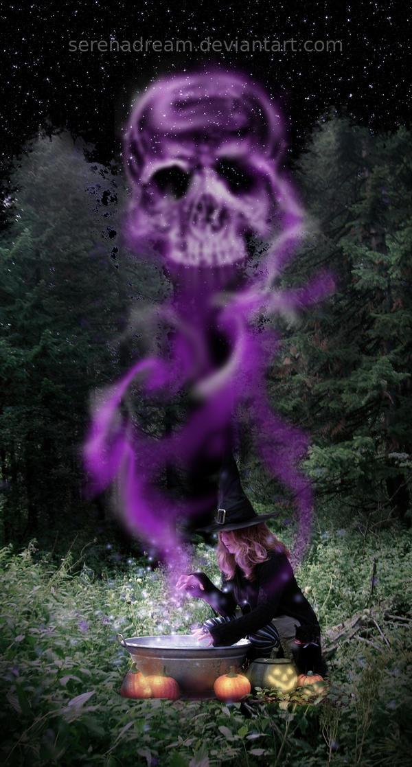 The spell by SerenaDream