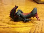 Blue Baby Sculpey Dragon