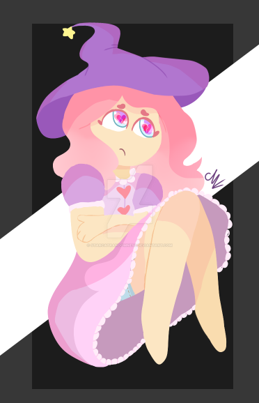 Lucy Lucid (Pink) by StarCatRandomness
