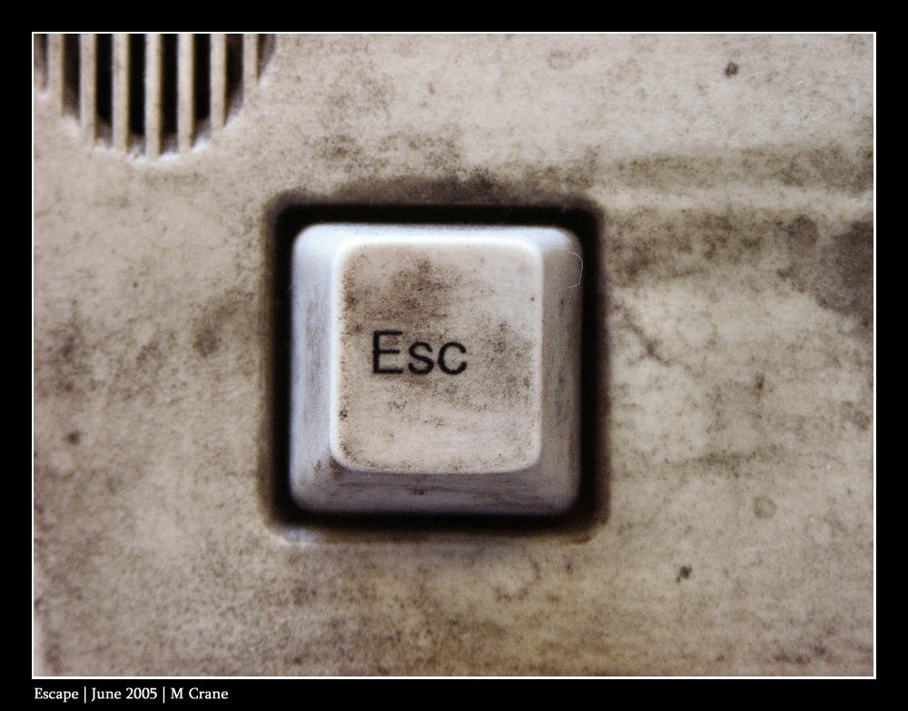 Escape by MWCrane13