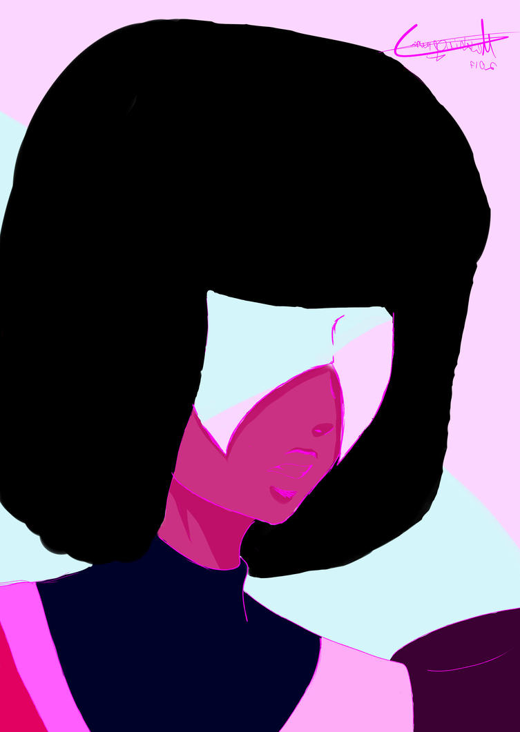 Made of LOVE - Garnet by Marnie-Grenat