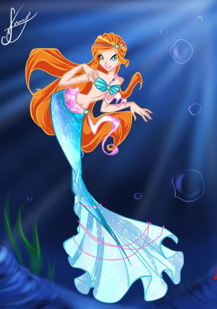 alice mermaidix by brokenamylee on deviantart