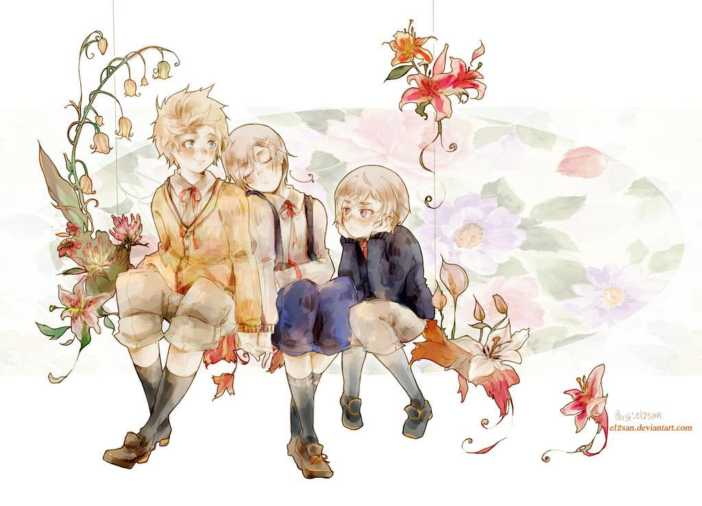 Anko Family by el2san