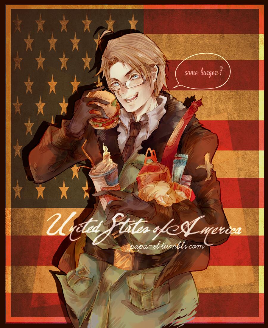 us, us, USA ! ! by el2san