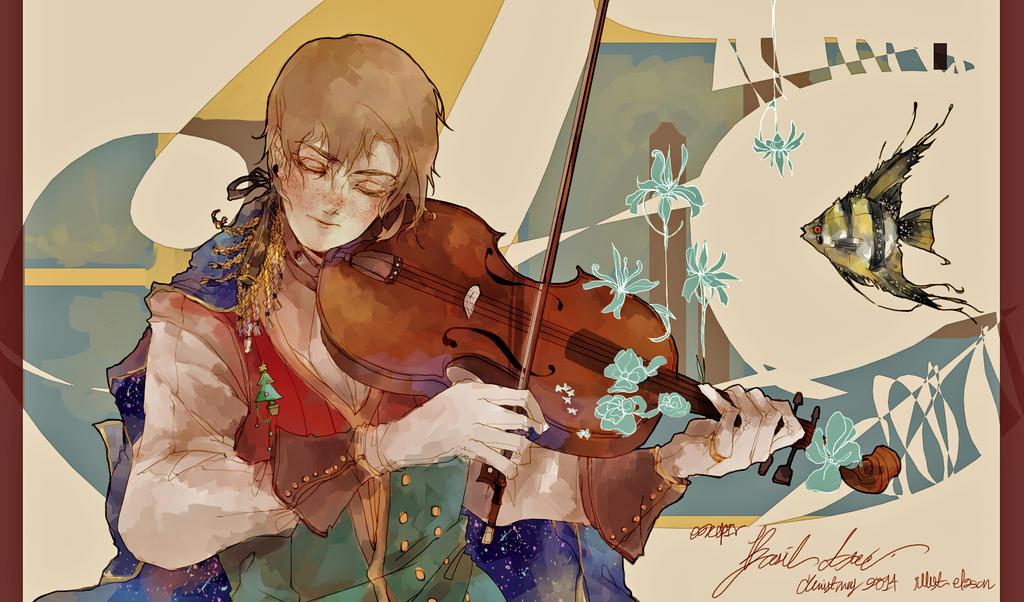 iris by el2san