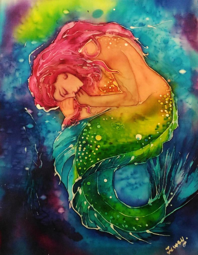 Mermaid by nolipee