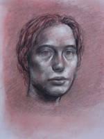 portrait study 270208 by AEnigm4