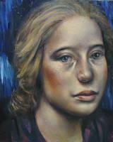 portrait study 280208 by AEnigm4