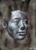 Portrait Study 020308 by AEnigm4