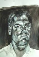Portrait Study 190408 by AEnigm4