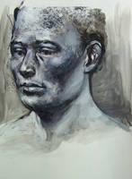 Portrait Study 080508 by AEnigm4