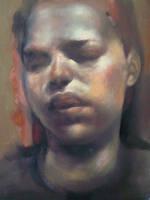 Portrait - 09102009 by AEnigm4