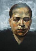 Portrait - 13102009 by AEnigm4