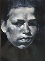 Portrait - 15102009 by AEnigm4