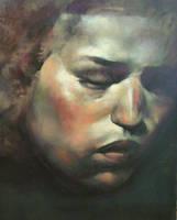 Portrait - 16102009 by AEnigm4