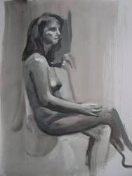 Model - Amy - 18112009 - 1 by AEnigm4