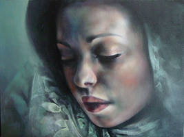Portrait Nathalie 10052010 by AEnigm4