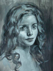 Portrait - 1112010 by AEnigm4