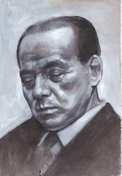 Berlusconi - 15022011 by AEnigm4
