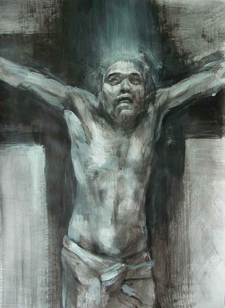 Crucifiction - 16022011 by AEnigm4